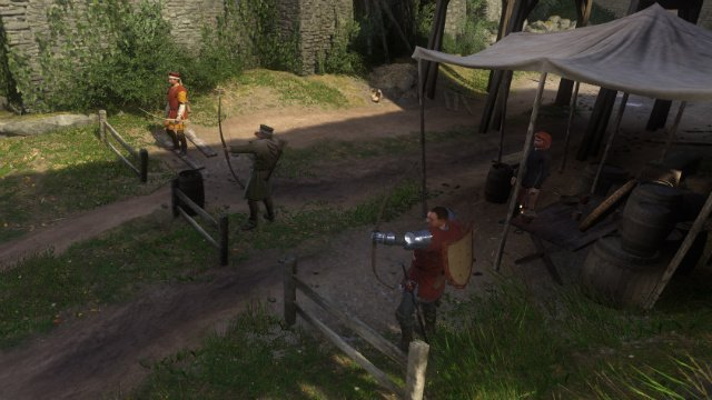 Kingdom Come Deliverance 3rd Person: Is There a Third Person