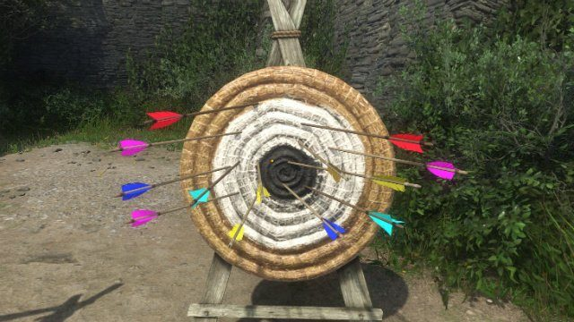 Kingdom Come Deliverance Colored Arrows