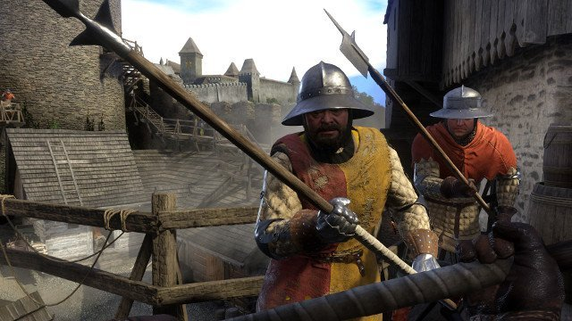 kingdom come deliverance how to save with the console