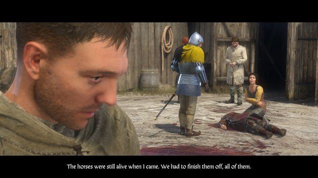 Kingdom Come Deliverance The Hunt Begins Zora