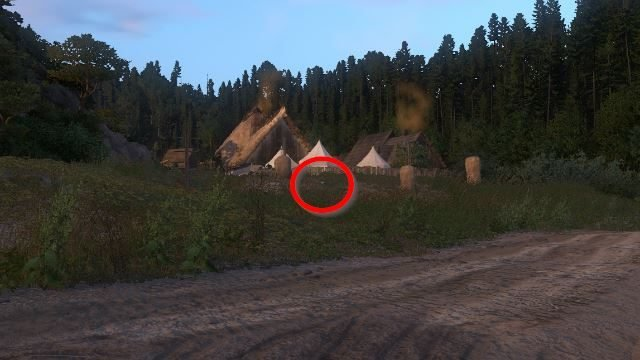 Kingdom Come Deliverance Very Unintrusive Reticle