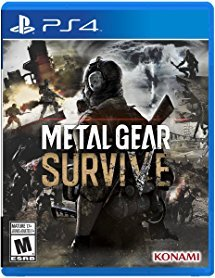 Box art - Metal Gear Survive