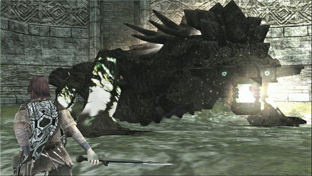 <em>Shadow of the Colossus</em> Eighth Colossus