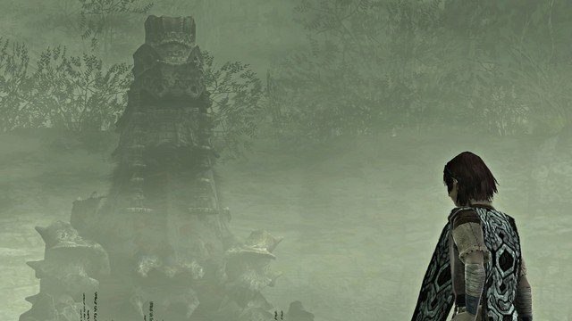 <em>Shadow of the Colossus</em> Fourth Colossus