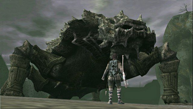 <em>Shadow of the Colossus</em> Ninth Colossus