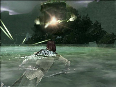 <em>Shadow of the Colossus</em> Twelfth Colossus