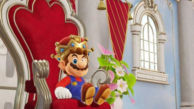 The Perfect Level: Super Mario Odyssey's Mushroom Kingdom is