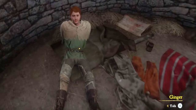 Kingdom Come Deliverance Ginger in a Pickle