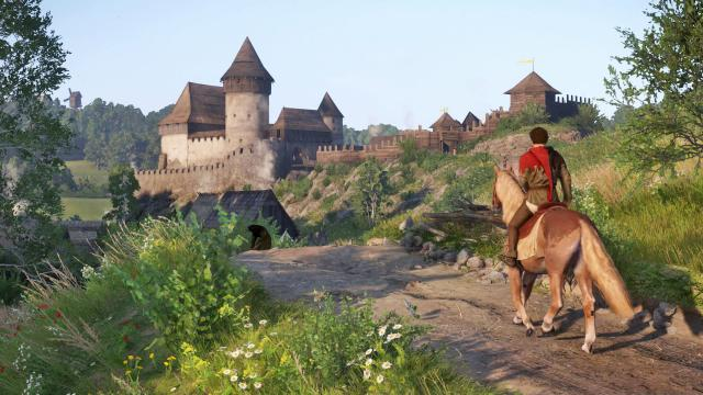 kingdom come vs the witcher 3