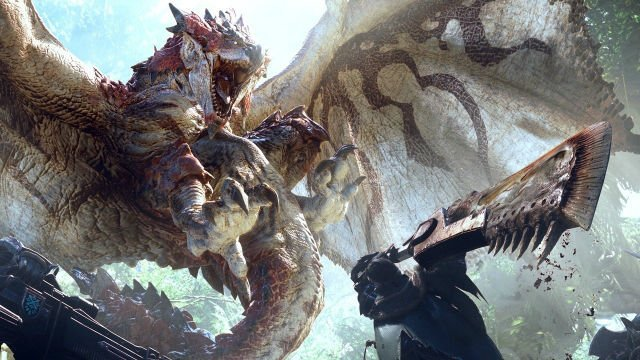 Monster Hunter World Player Beats High Rank Boss With No Armor