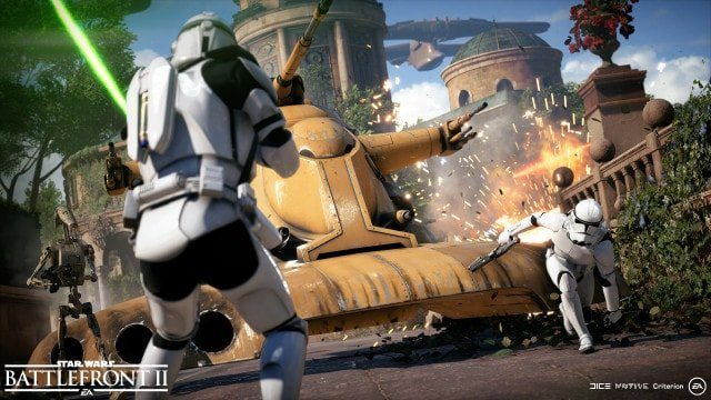 DICE Reveals Revamped Star Wars Battlefront II Progression System