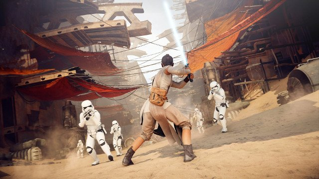Star Wars Battlefront II's Progression Changes Revealed, Microtransactions Return In April
