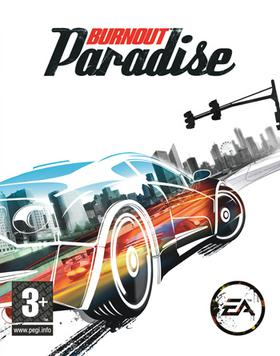 Box art - Burnout Paradise
