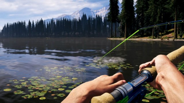 best fishing spot far cry 5