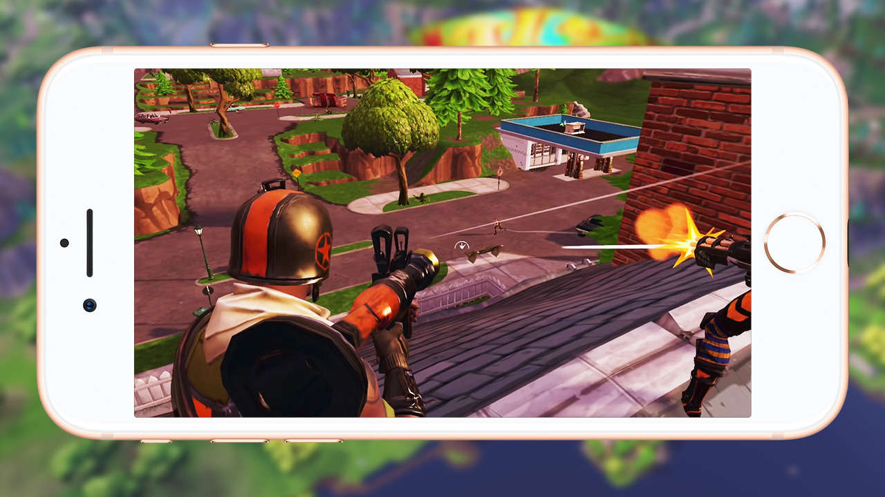 How to Invite Friends on Fortnite Mobile