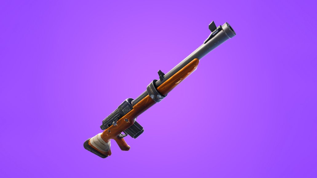 Fortnite Hunting Rifle