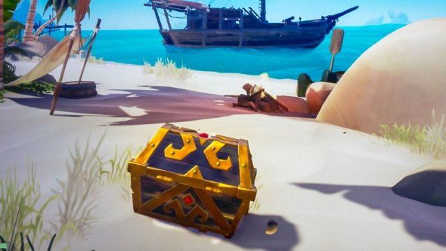 Sea of Thieves Chest