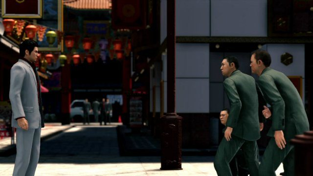 Yakuza 6 Preview Kiryu vs Triad