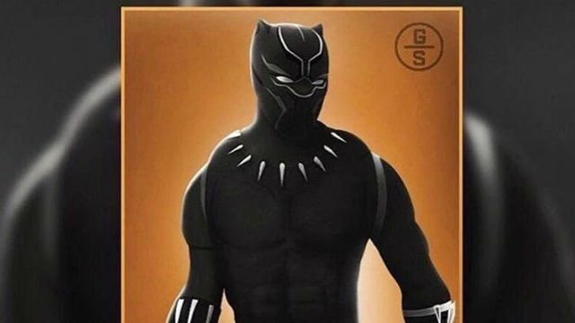 Black Panther Fortnite Skin Is Black Panther Fortnite Skin In The