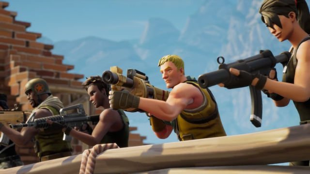 Fortnite Mobile Already Number One iPhone App in 47 Countries