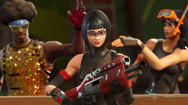 epic games has announced fortnite xbox one crossplay support allowing xbox players to play with and against gamers on other platforms - xbox fortnite support