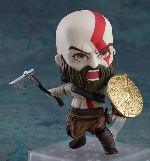 God of War patch 1.15 brings UI fixes, more stability improvements
