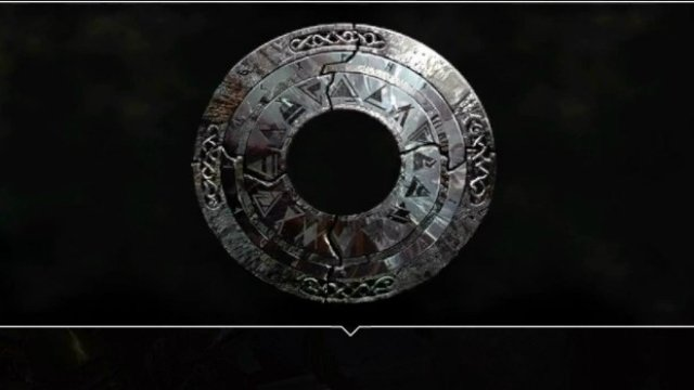 God of War Niflheim Cipher Pieces Travel Rune