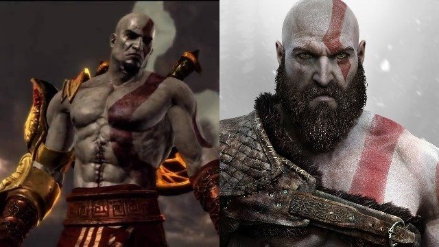 Kratos Greek vs Kratos Norse