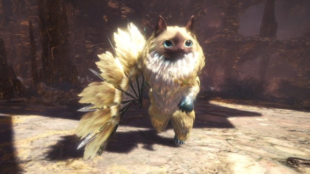 Palico Kulve Taroth Monster Hunter World