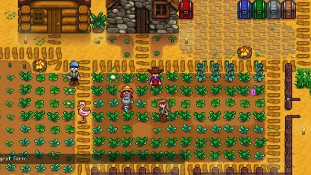 Stardew Valley Multiplayer Beta Goes Live