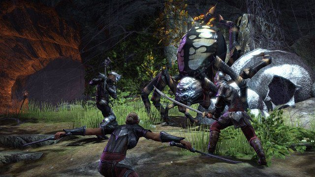 Best Console MMOS: Best MMOs on the PS4 and Xbox One