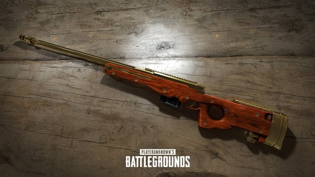 Pubg Wallpaper Weapon: PUBG Gold Weapons: What's Inside The New Equinox Crate