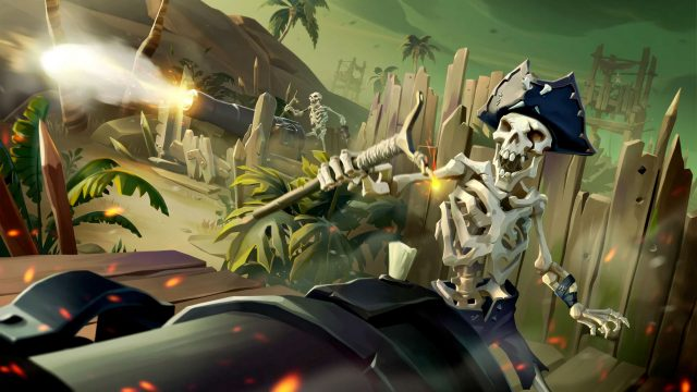 is sea of thieves online only