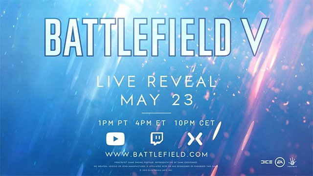 Battlefield V: New Setting, War Stories, Operations Mode and More Revealed
