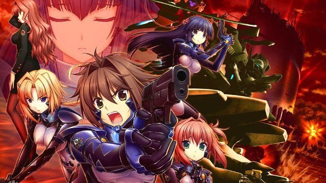 best pc visual novels muv-luv