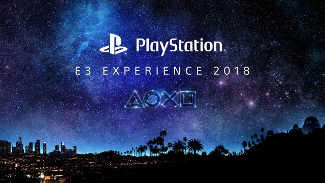 PlayStation E3 Experience E3 2018