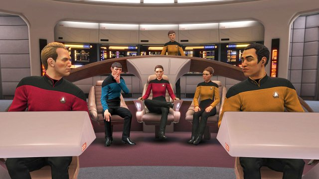 Bridge Crew TNG Expansion