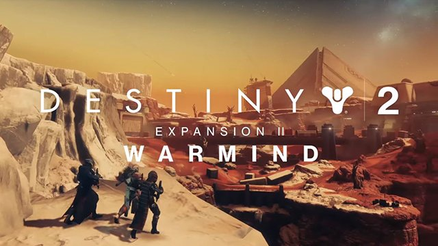 frame from Destiny 2 Warmind launch trailer