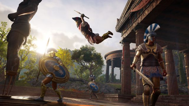 Assassin's Creed Forced Reloads
