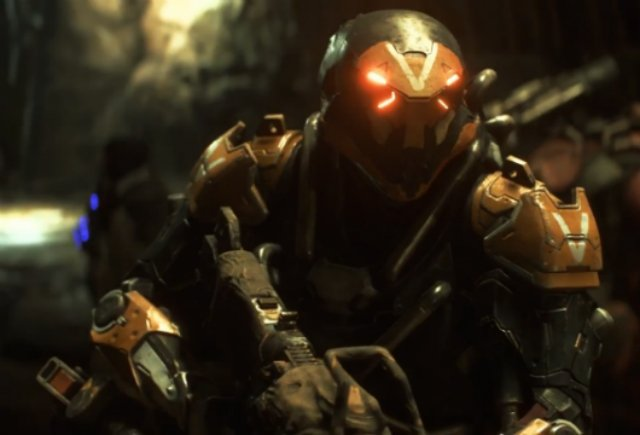 Anthem Enemies