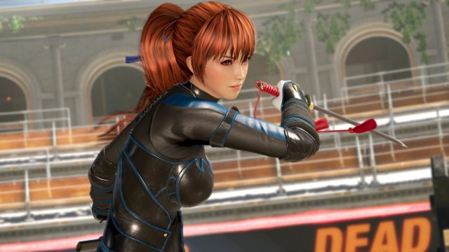 Dead or Alive 6 Kasumi