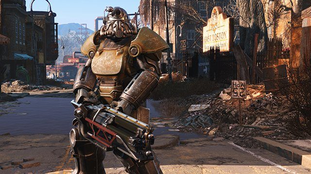 Fallout 4 for Switch, Choices