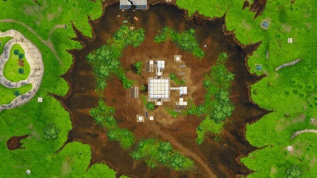 Fortnite Map Update