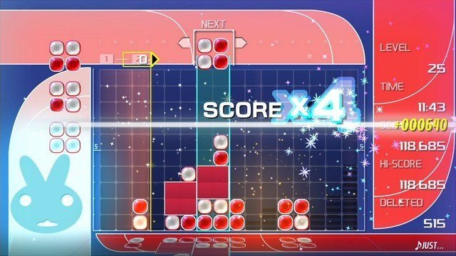 Lumines Remastered Review Just