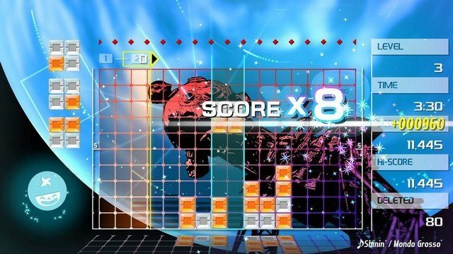 Lumines Remastered Review Mondo Grosso