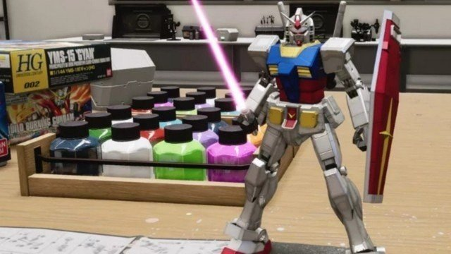 New Gundam Breaker Model Kit
