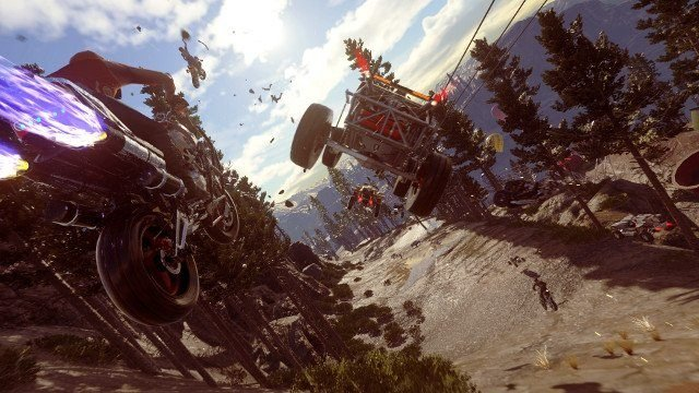 onrush review pc ps4 xbox one