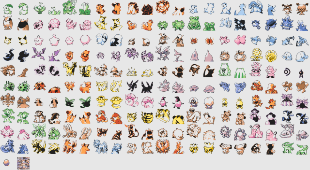 Pokemon Y Hairstyles And Colors: Leaked Pokemon Gold And Silver Beta Demos Show Features