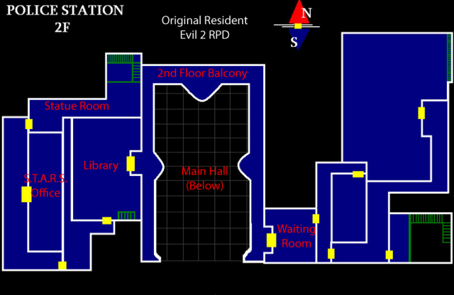 RE2-Original-RPD-Second-Floor-Labeled