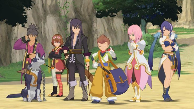 Tales of Vesperia Remaster 10th Anniversary